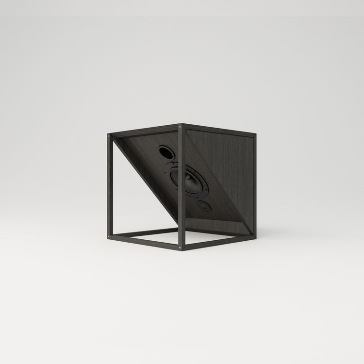 JLA Sound System M.1, without cover