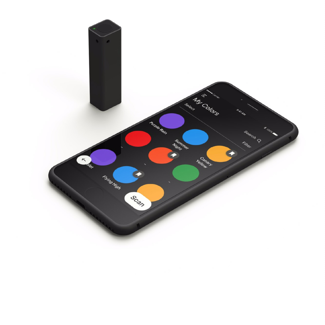 Pico colour scanner from Palette