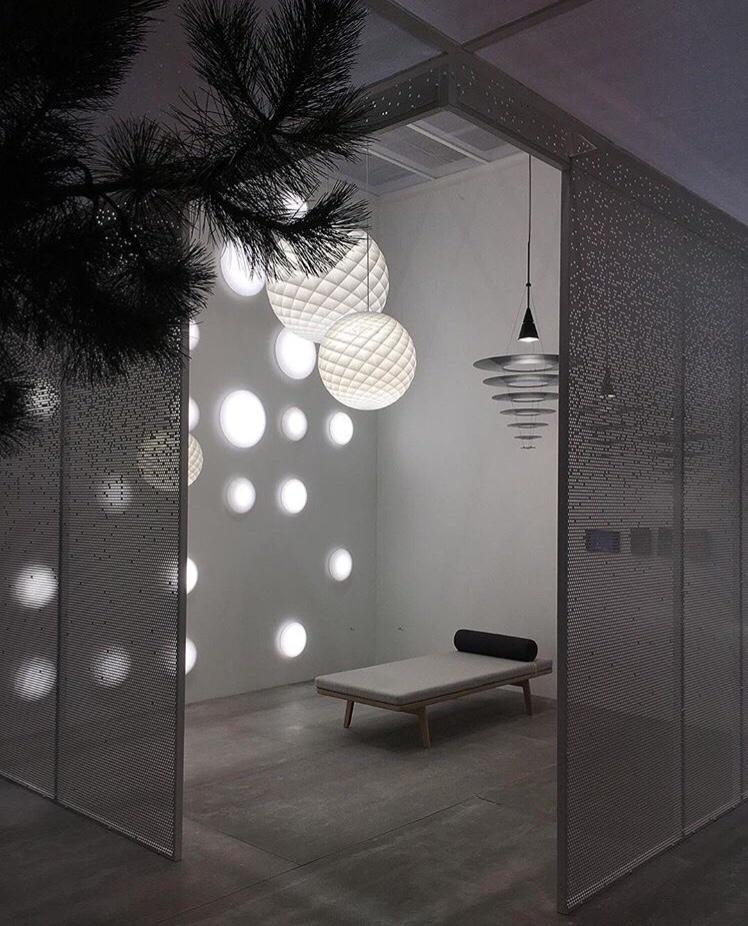 Enigma, Louis Poulsen, design by Shoichi Uchiyama
