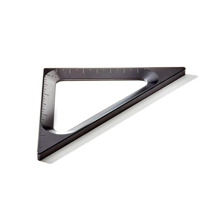 Triangle, triangular ruler, from Grovemade