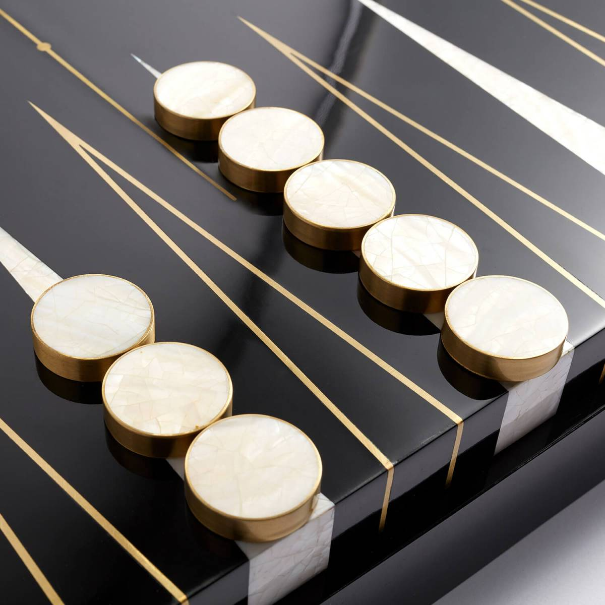 Backgammon set from L'Objet