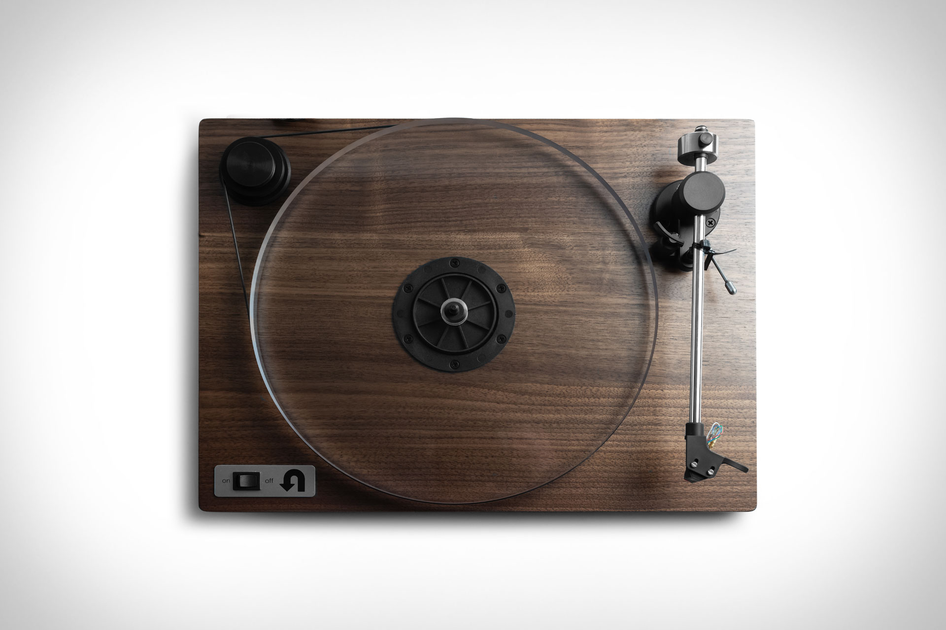 U-Turn Special Orbit Walnut Turntable