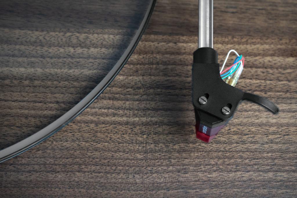 U-Turn Special Orbit Walnut Turntable