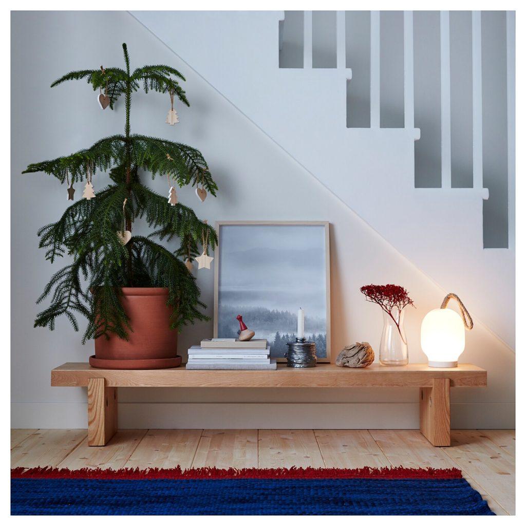 IKEA bänk Värmer