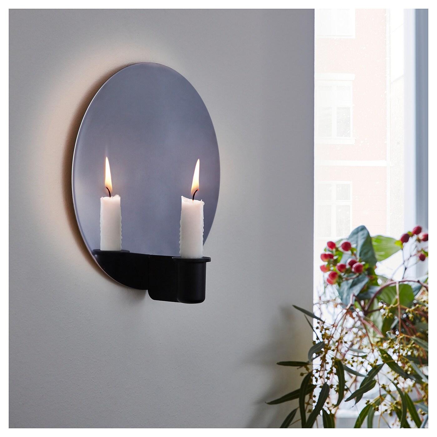 IKEA vägglampett Värmer